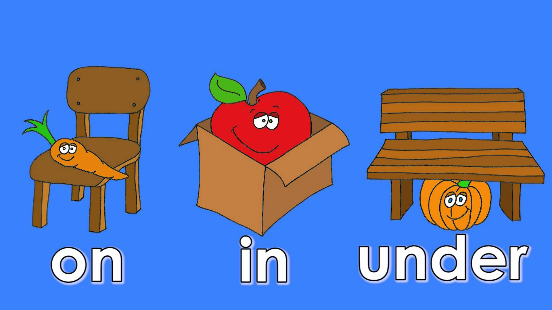 On And Under Clipart 3 Clipart Station