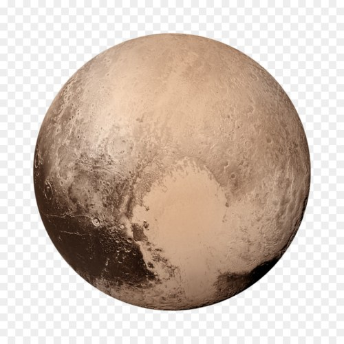 small resolution of pluto planet clipart 5