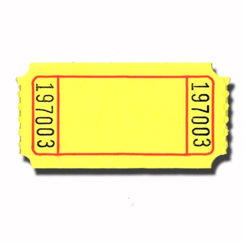 small resolution of raffle ticket clipart