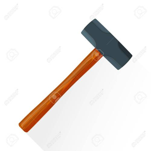 small resolution of sledge hammer clipart 4