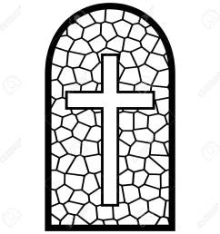 stained glass cross clipart 3 [ 1300 x 1300 Pixel ]
