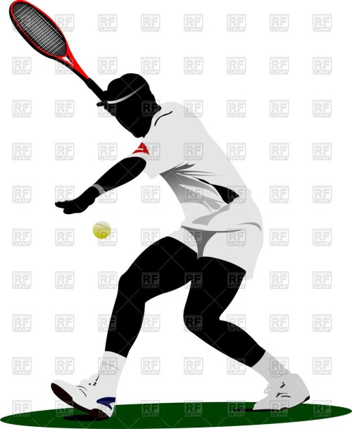 small resolution of tennis clipart free download 7