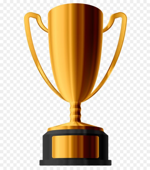 small resolution of trophy clipart png