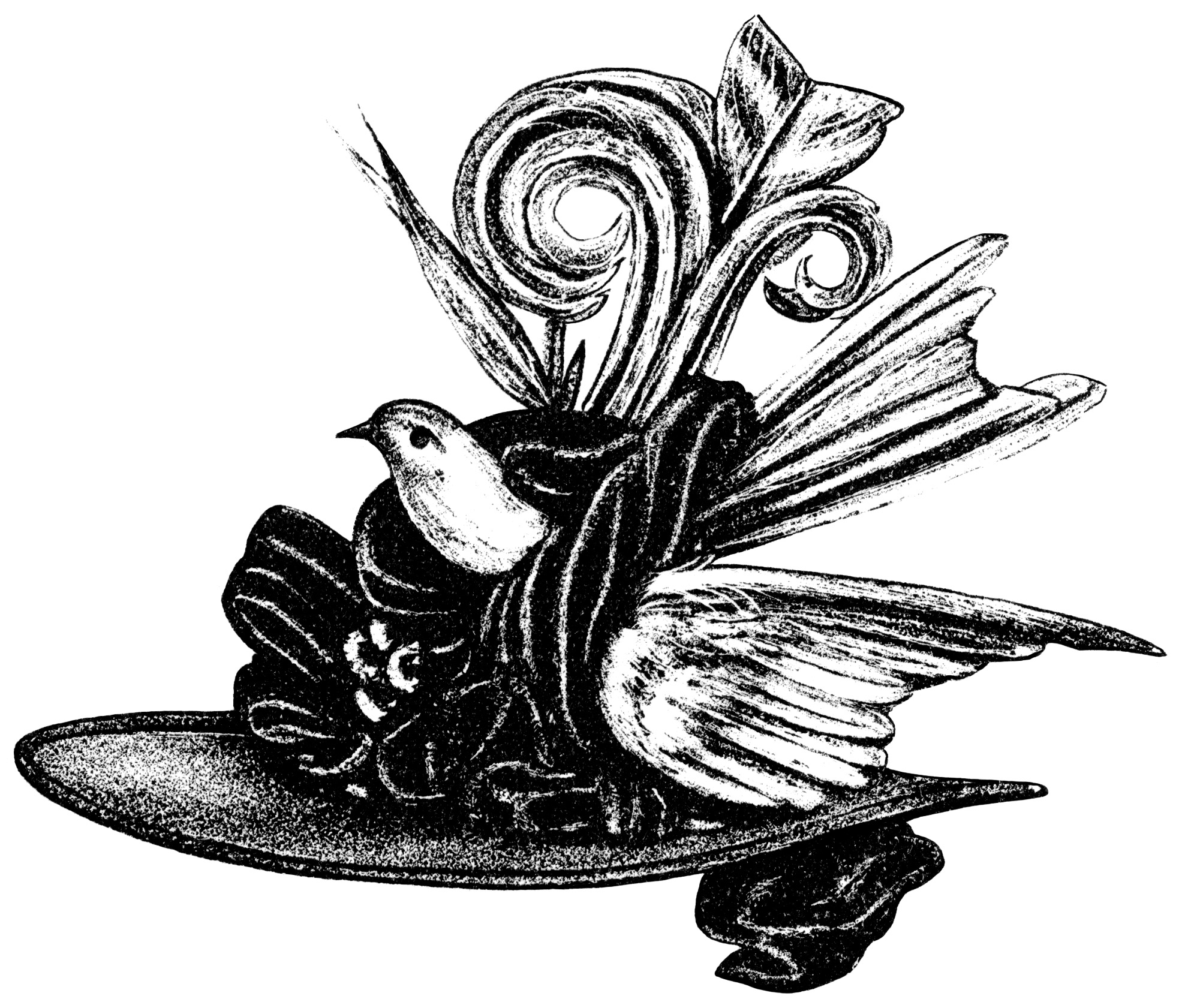 hight resolution of victorian clipart 6