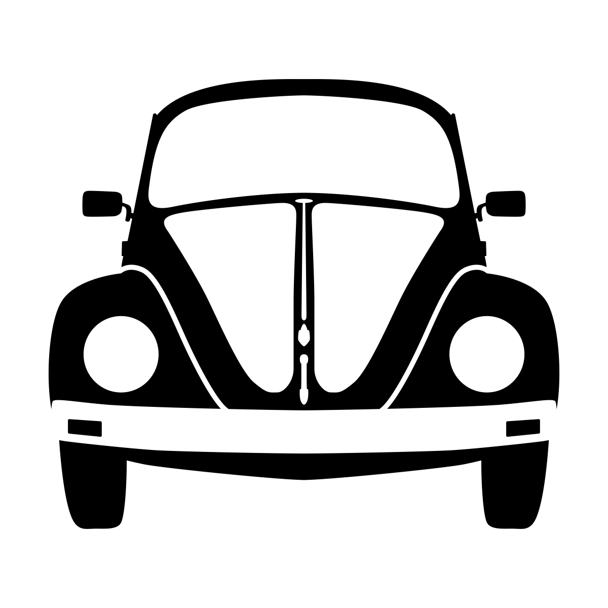 Vw Bug Clipart 3 Clipart Station