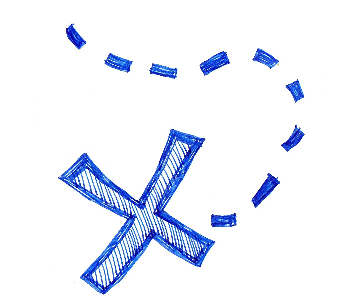 X Marks The Spot Clipart 1 Clipart Station