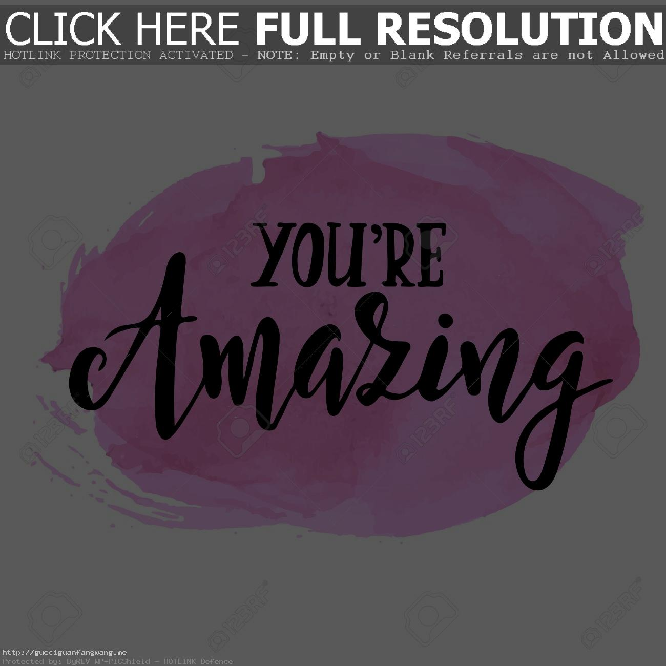 hight resolution of you re awesome clipart 1