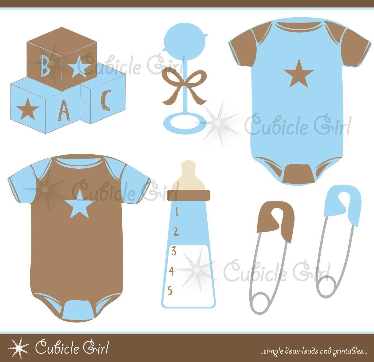 Items Similar To Urban Baby Boy Clip Art 300dpi Onesies