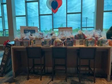Veterans Gift Table