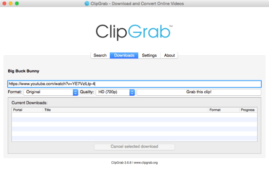 clipgrab download