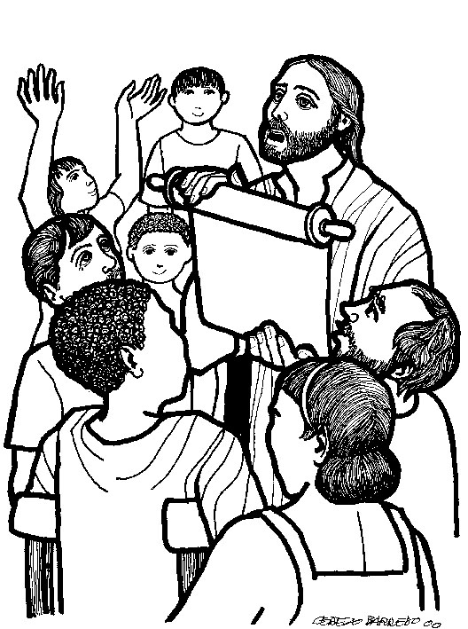 23rd sunday in ordinary time year c clipart 20 free
