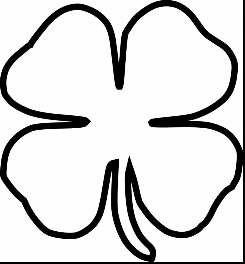 4 leaf clover clipart  free cliparts  download images