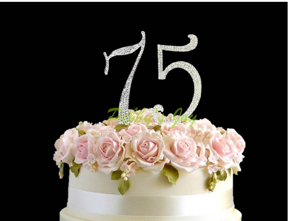 75 Year Birthday Clipart Clipground