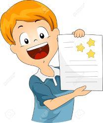 clipart achievement proud student exam clip star test result examenes examination estudio college mostrando 20clipart edu bd