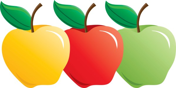 fall apples clipart - clipground