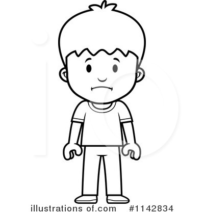 active middle school boy clipart black and white 20 free