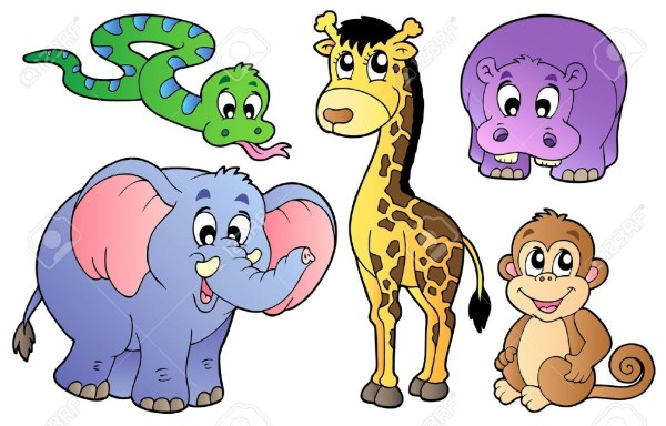 african animals clipart - clipground
