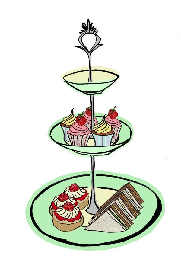 Afternoon Tea Clipart - Clipground