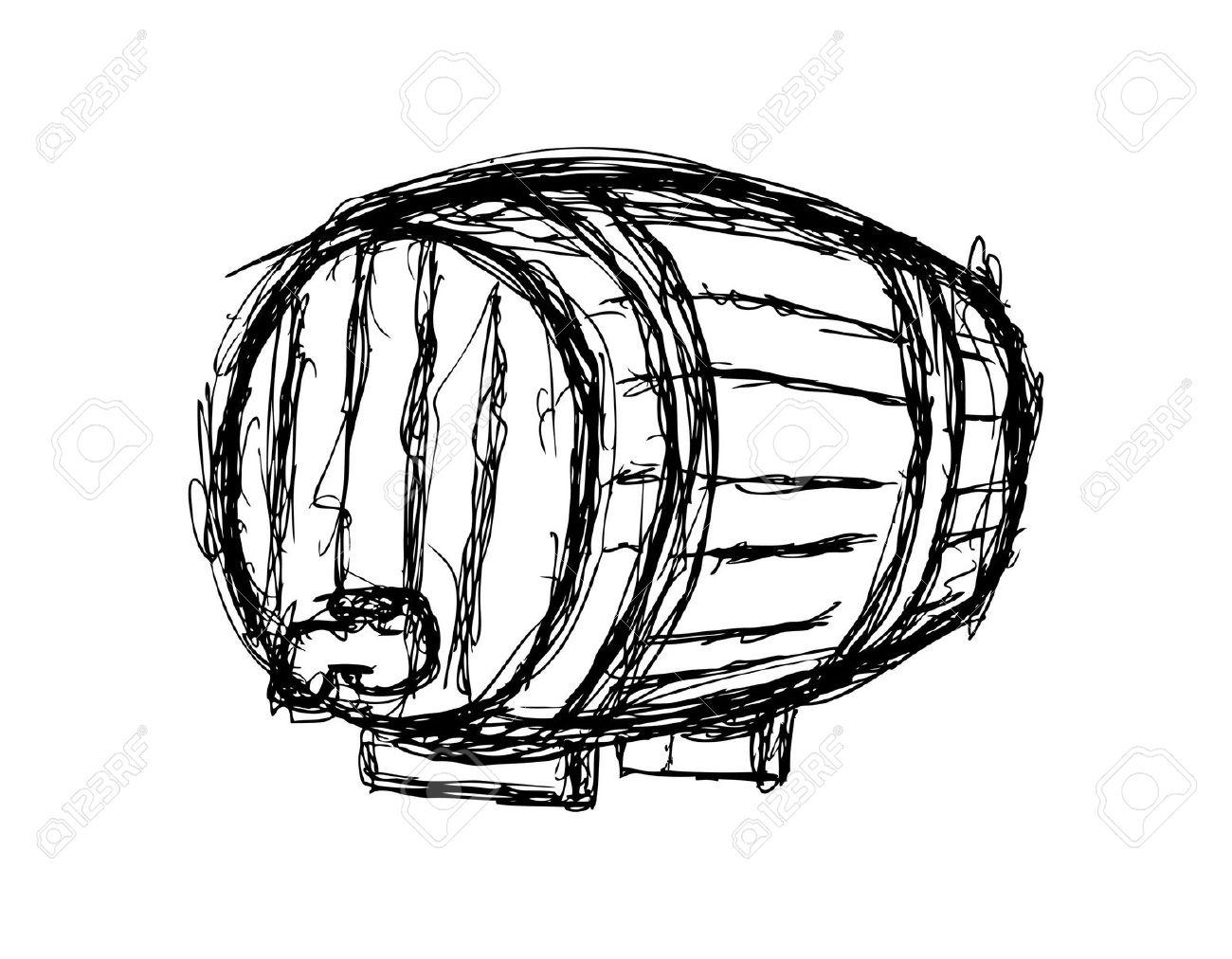 Aging Barrels Clipart 20 Free Cliparts