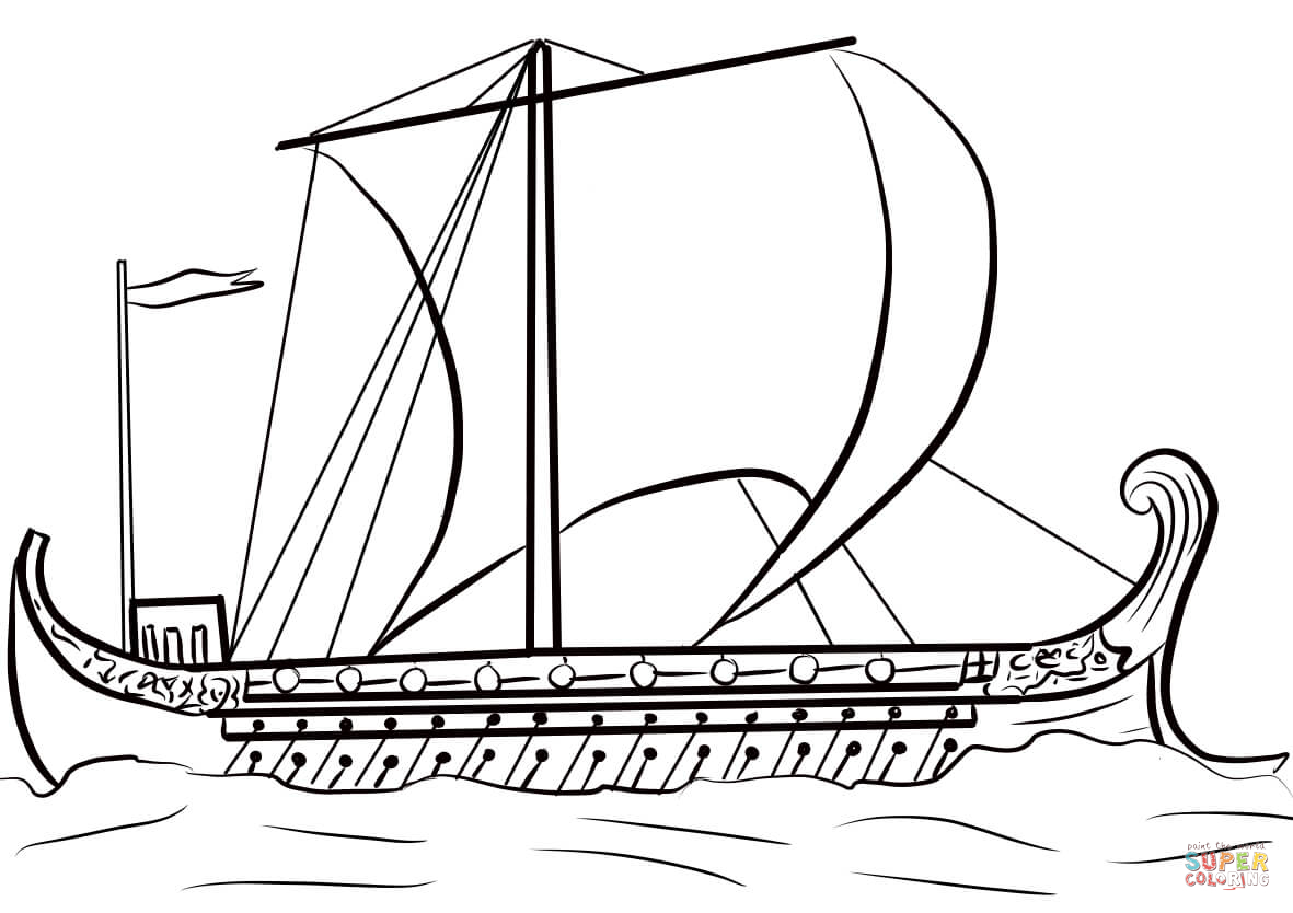 Ancient Greek Ships Clipart 10 Free Cliparts