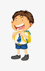 student clipart angry boy clipground cartoon