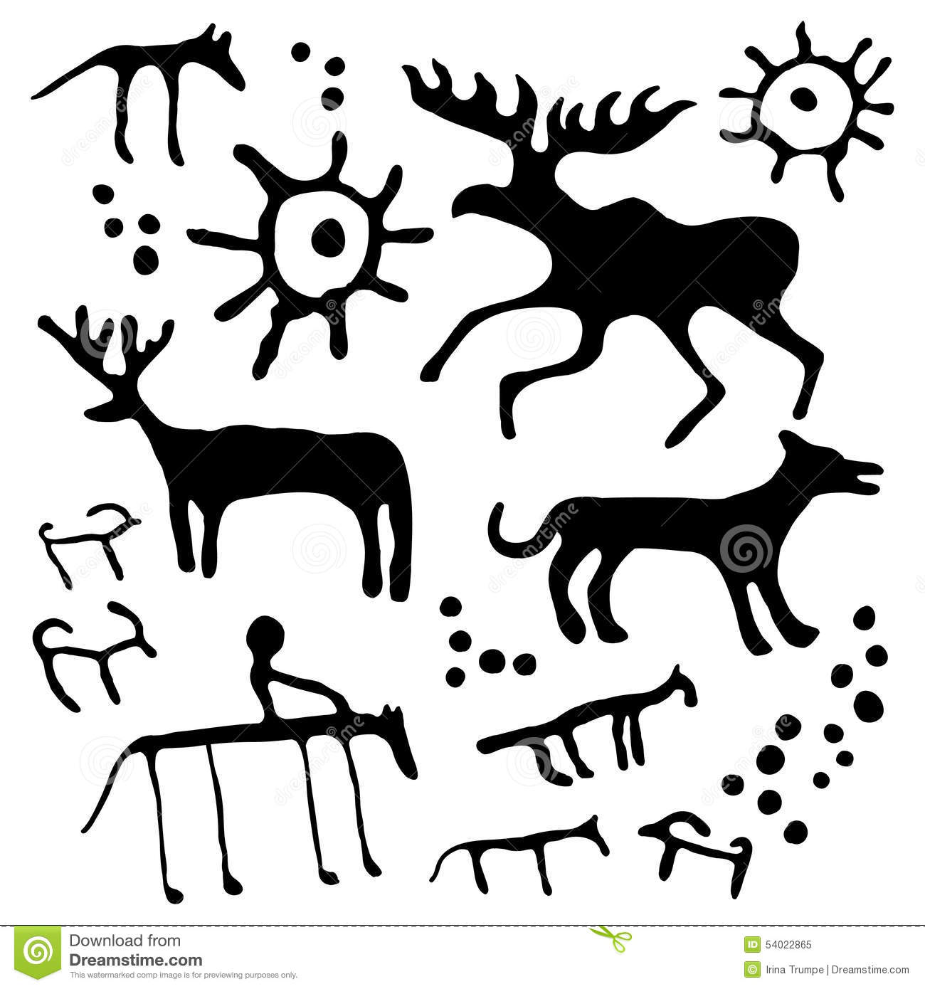 Animal Cave Clipart