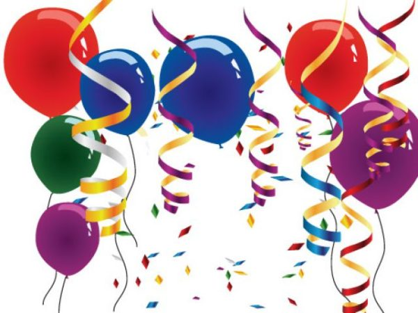 animated clipart celebrations