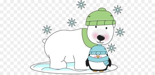 clipart polar animated bear clipground