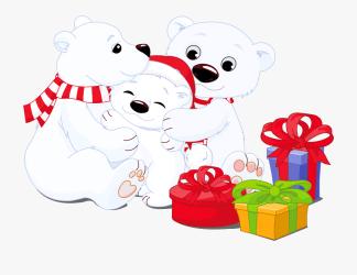 polar clipart bear bears clipground