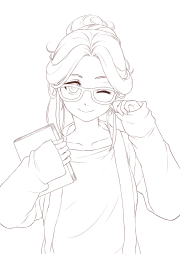 anime line art clipart 20 free