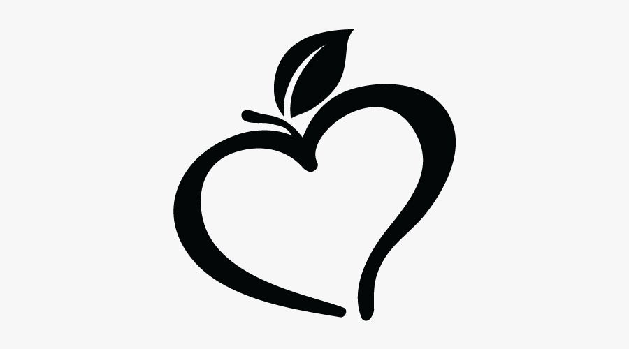 Download apple with heart clipart 10 free Cliparts | Download ...
