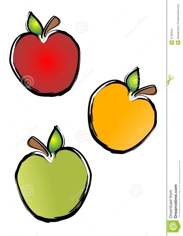 apples clipart - clipground