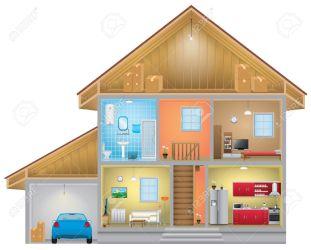clipart attic clip interior clipground