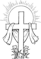 clipart crosses away cross easter clipground