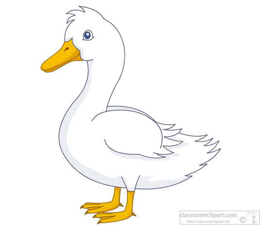 duck bird clipart 20 free cliparts