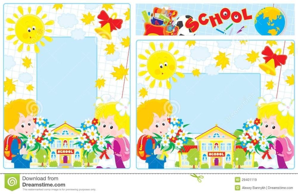 medium resolution of back elementary school clip art free school borders royalty free
