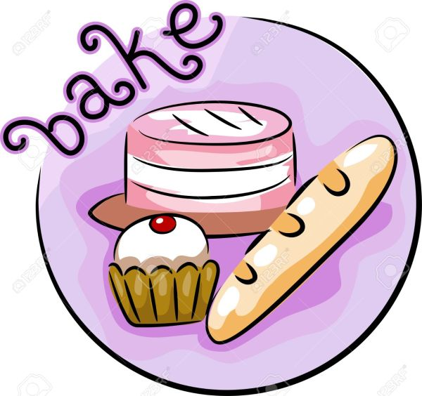 baked clipart - clipground