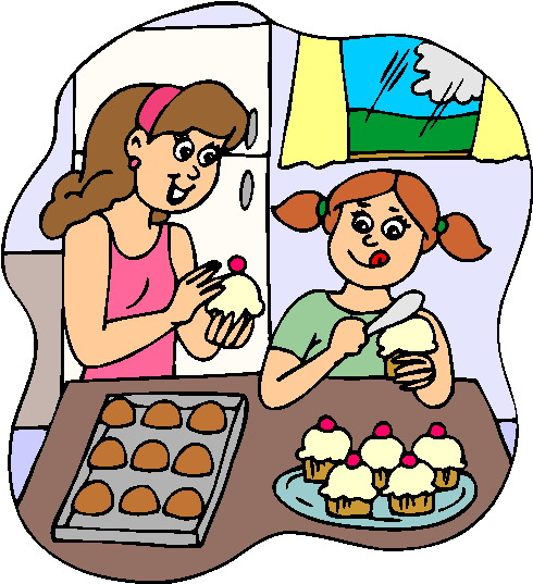 baking clipart - clipground