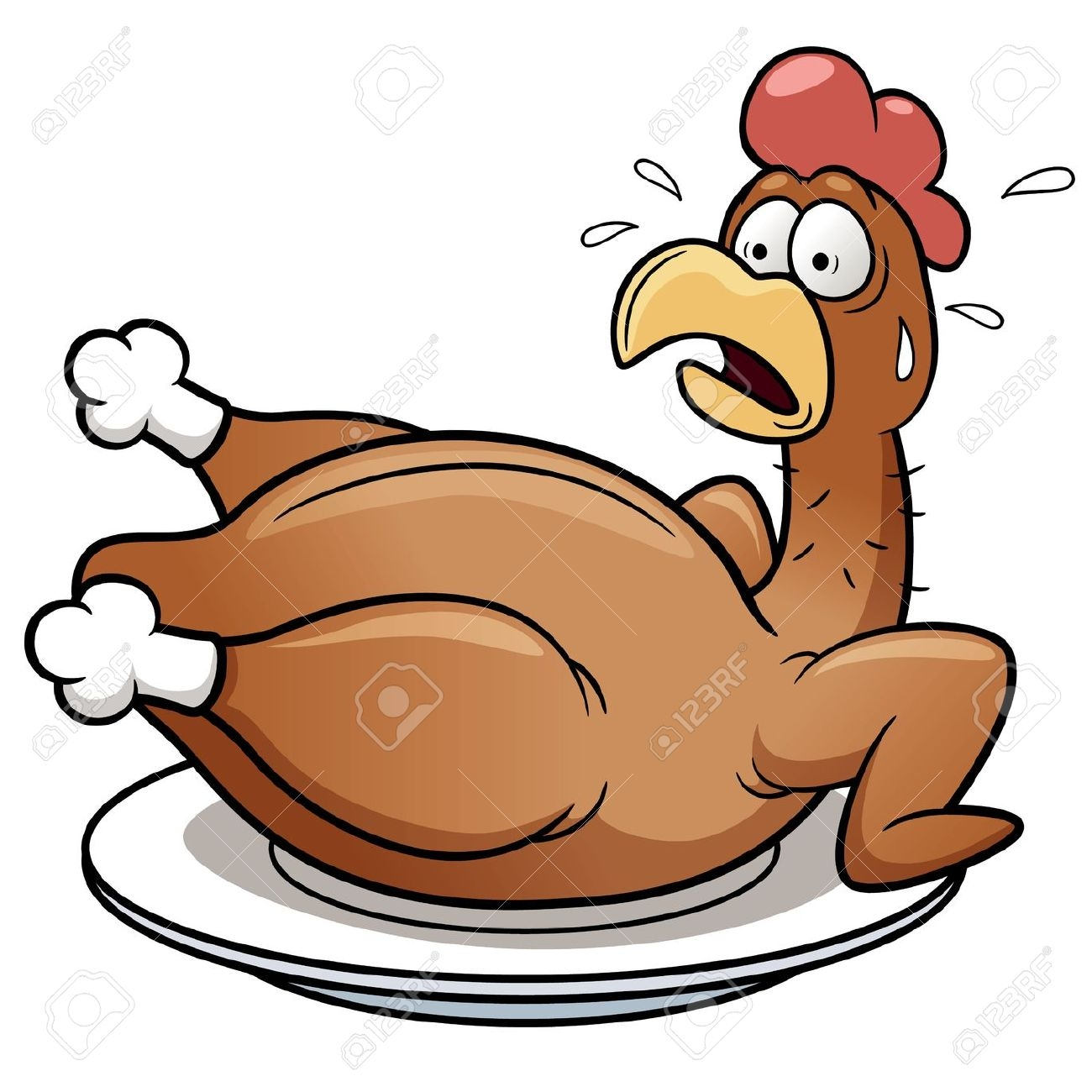 hight resolution of roasted chicken clipart free related keywords suggestions long