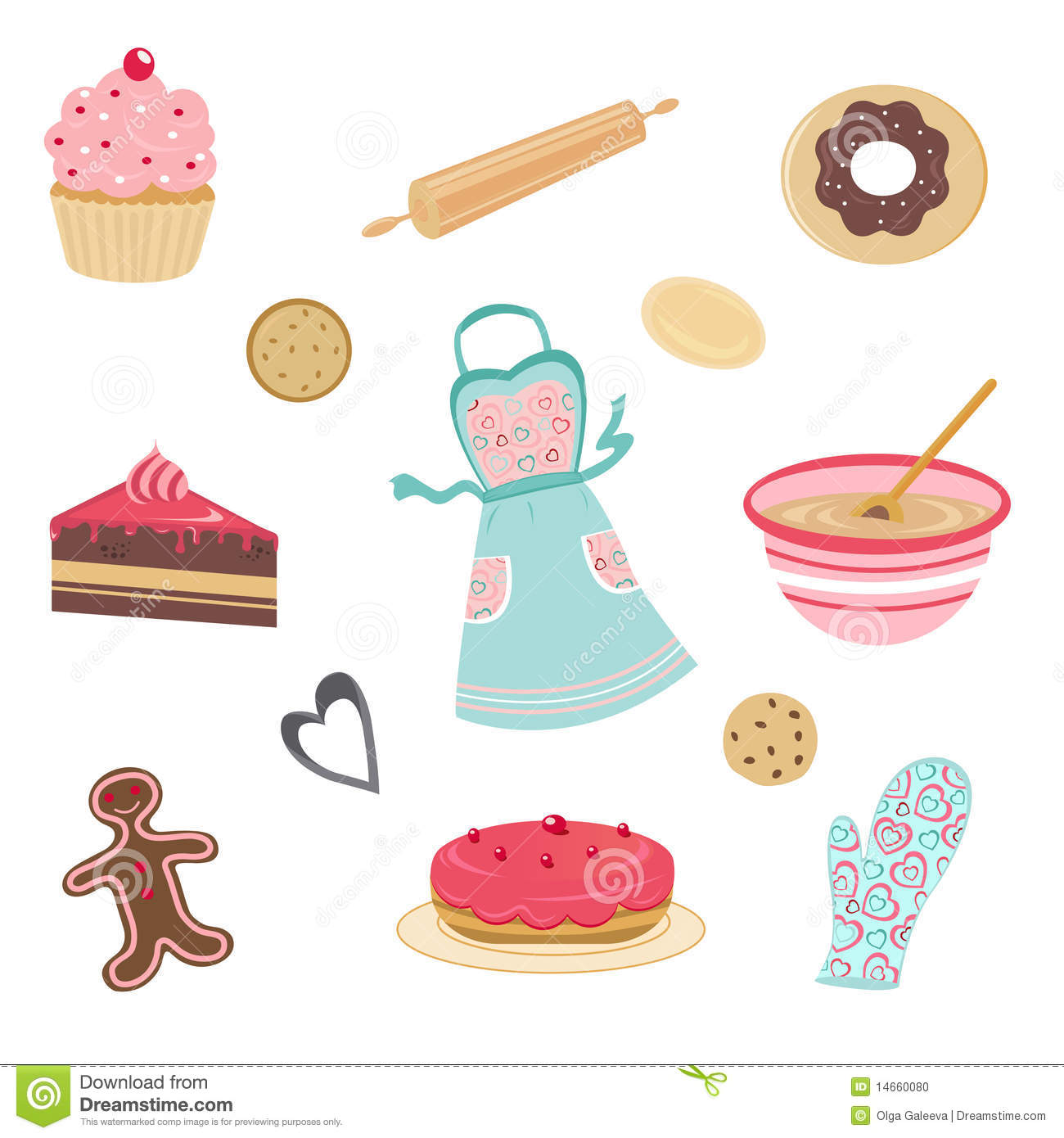 Cute Animated Cupcake Wallpaper Baked Goods Clipart 20 Free Cliparts Download Images On