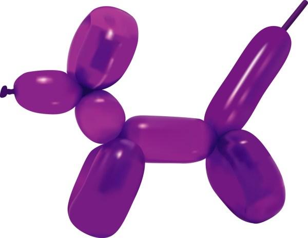 balloon animal clipart