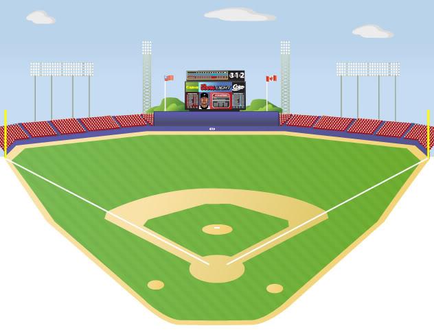 Ballpark Clipart Clipground