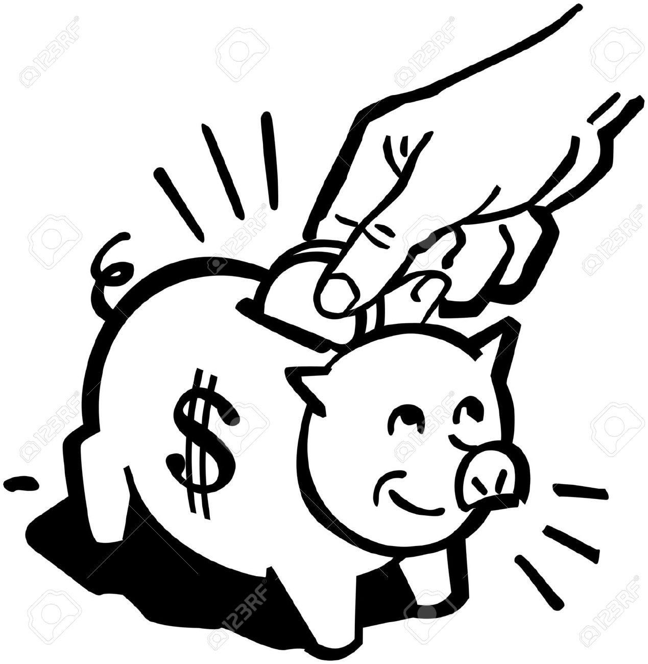 Bank Head Clipart