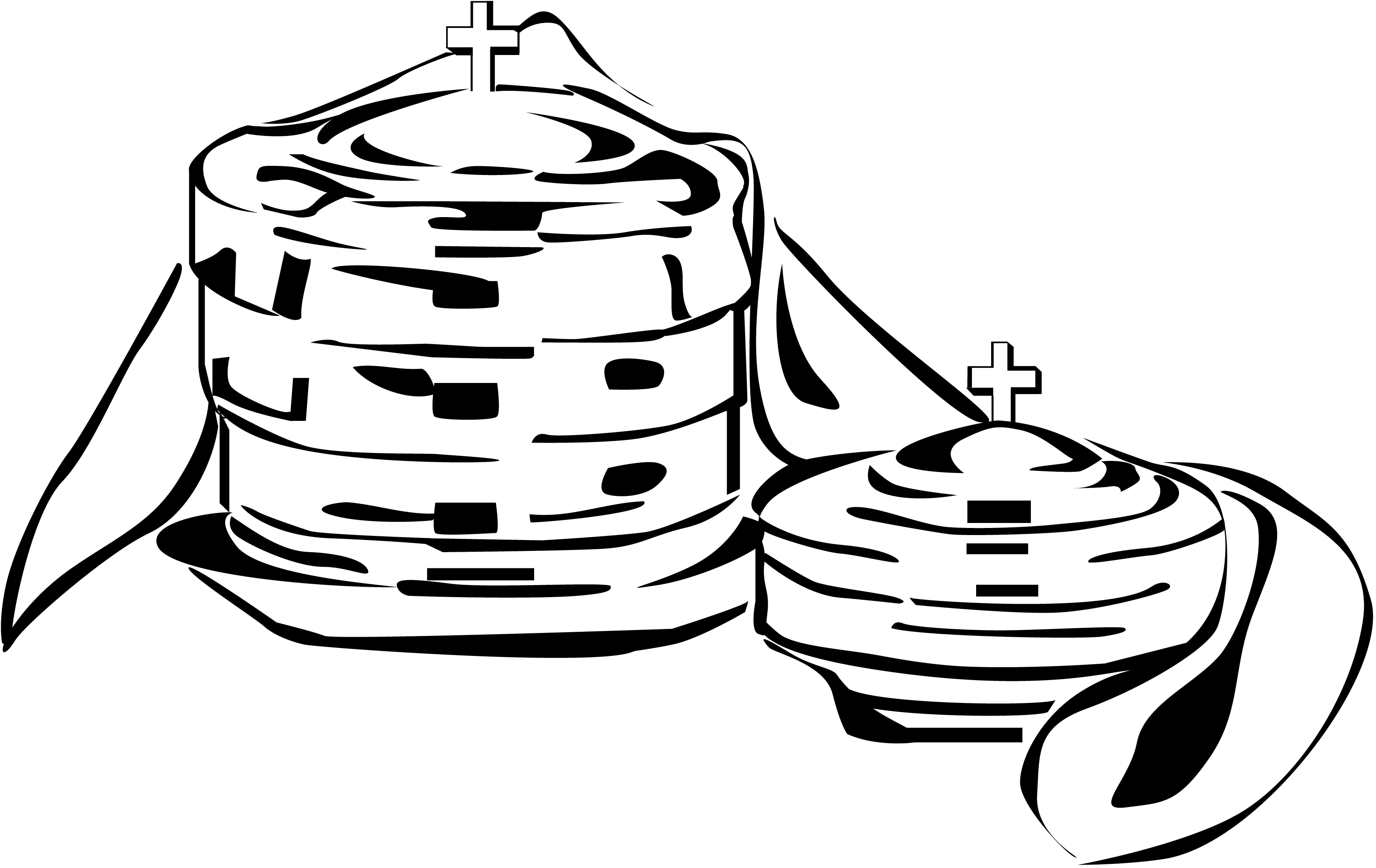 Lords Table Clipart