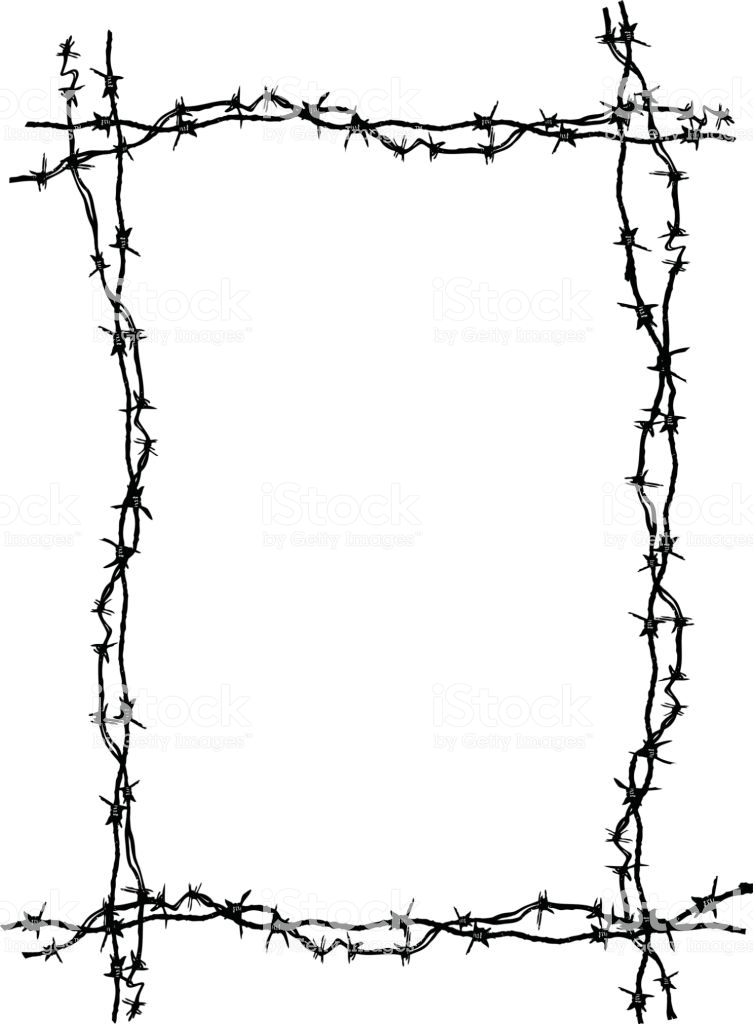 20+ Inspiration Drawing Barbed Wire Art