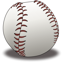 baseball transparent clipart background clipground