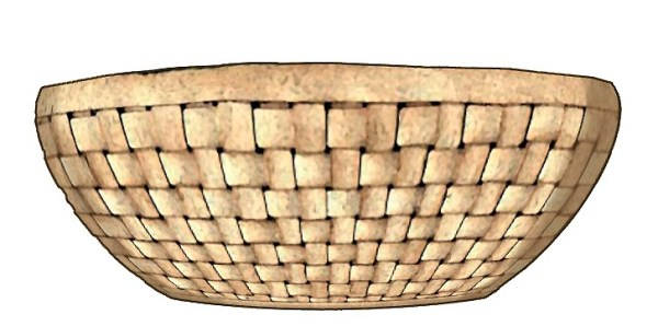 woven baskets clipart - clipground
