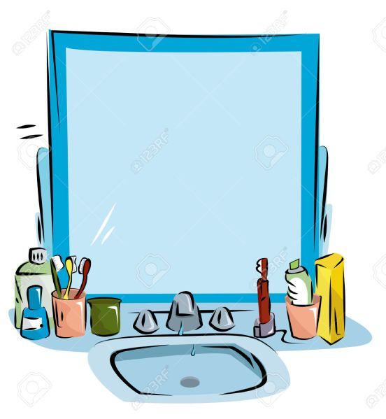 clean bathroom sink clip art Bathroom sink clipart - Clipground