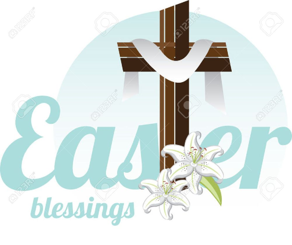 medium resolution of he has risen have faith in him and he always will be there