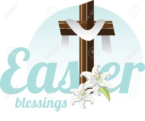 small resolution of he has risen have faith in him and he always will be there